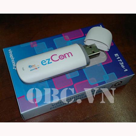 USB 3G Vinaphone ezCom E173u-1 7.2Mbps