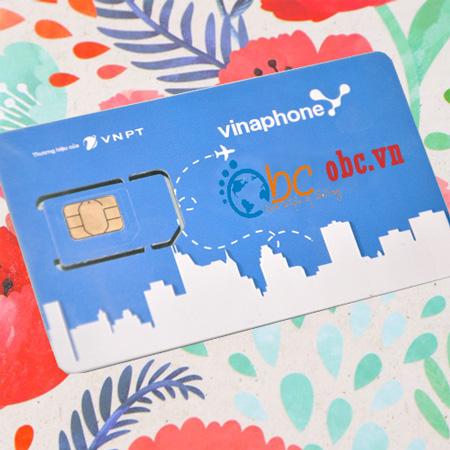 Sim 3G Vinaphone ezCom 72Gb giá rẻ