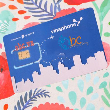 Sim 3G Vinaphone tài khoản KHỦNG 240Gb