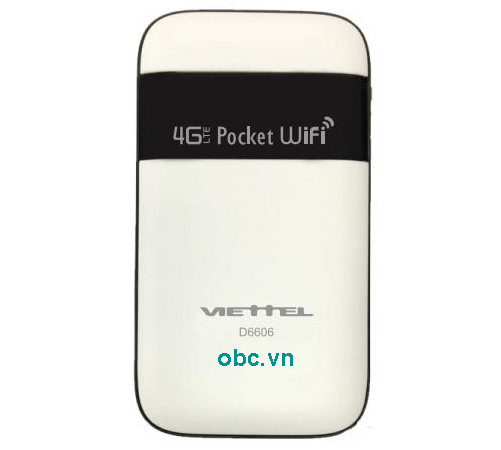 Hình ảnh Pocket WiFi Router 4G Viettel D6606